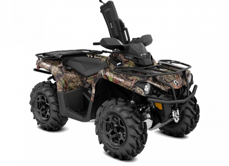 Can-Am Outlander Mossy Oak Hunting Edition 450 / 570 2018