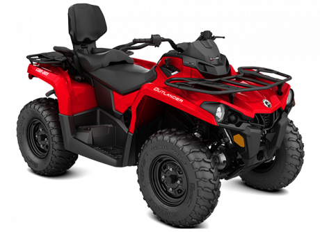 Can-Am Outlander MAX 450 / 570 2018