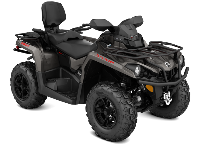 Can-Am Outlander MAX XT 570 2018