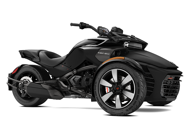 Can-Am Spyder F3-S 2017