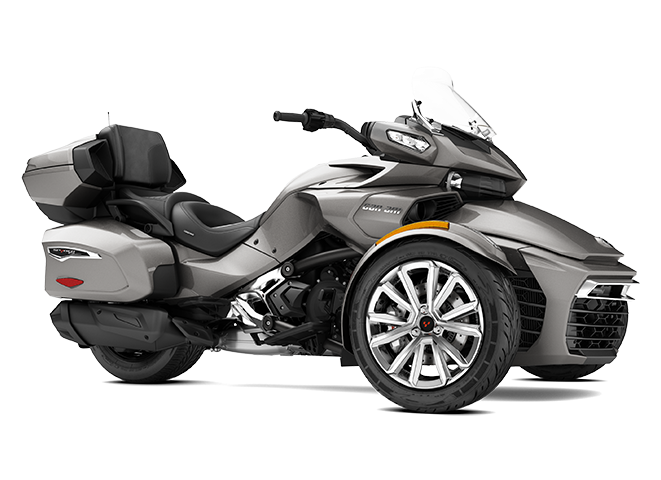 Can-Am Spyder F3 Limited 2017