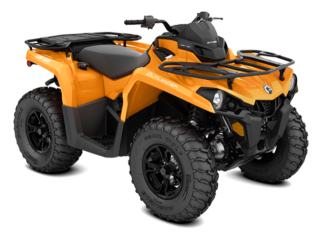 Can-Am Outlander DPS 450 / 570 2019