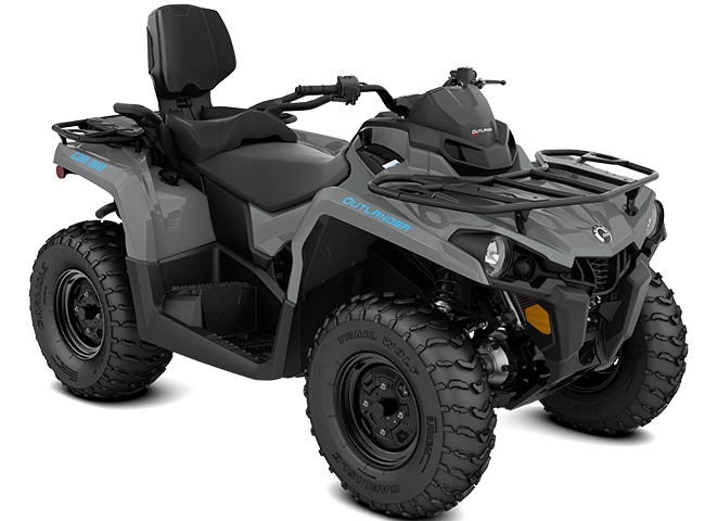 Can-Am OUTLANDER MAX DPS 450/570 2021